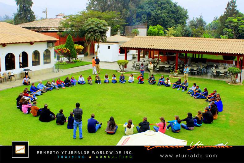Chile Team Building | Ernesto Yturralde Worldwide Inc.